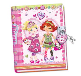 Ręcznie robiony pamiętnik