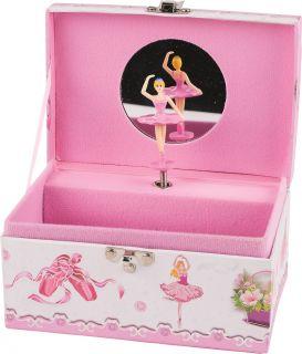 Pudełeczko z pozytywką balerina