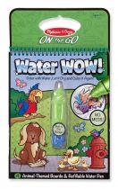Malowanka wodna Zwierzaki Water WOW