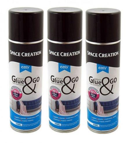 Klej tapicer Glue&Go - Zestaw promocyjny 3 sztuki