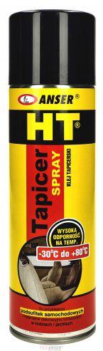 Klej Tapicer HT żółto-czerwony spray 500 ml