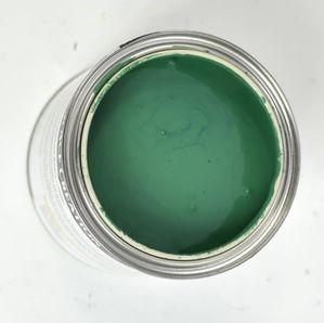 Farba akrylowa do renowacji zielona  Botella 0,5l