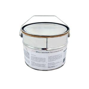 Farba kredowa do renowacji mebli - biała 2,5l