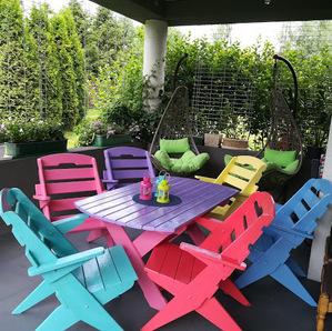 Farba ogrodowa turkus GardenColour 0,75l