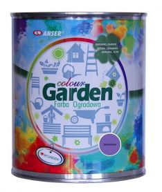 Farba do ogrodu lawenda GardenColour 0,75l