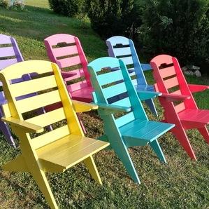 Farba do ogrodu szafir GardenColour 0,75l