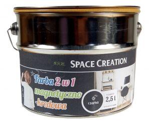 Farba 2w1 TABLICOWA MAGNETYCZNA - duża puszka
