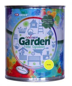 Farba ogrodowa GardenColour limonka 0,75l