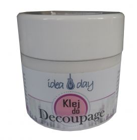 Klej do decoupage