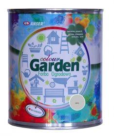 Farba zewnętrzna szara GardenColour 0,75l