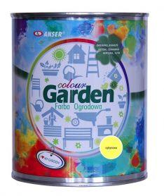 Farba ogrodowa cytryna GardenColour 0,75l