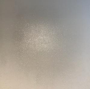 Lazura Farba brokatowa lakier Galactic srebrny