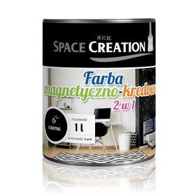 Farba 2w1 TABLICOWA MAGNETYCZNA Space Creation 1 litr