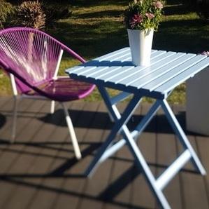 Farba zewnętrzna Outdoor & More Scandic blue 0,75l
